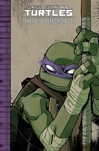 9781631408205: Teenage Mutant Ninja Turtles: The IDW Collection Volume 4 (Tmnt IDW Collection)