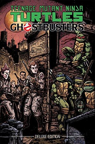 9781631408731: Teenage Mutant Ninja Turtles/Ghostbusters Deluxe Edition (TMNT/Ghostbusters)