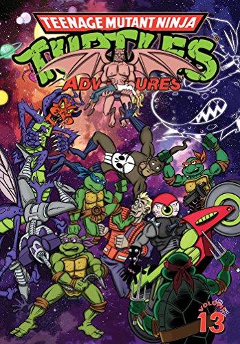 Teenage Mutant Ninja Turtles Adventures, Vol. 13: