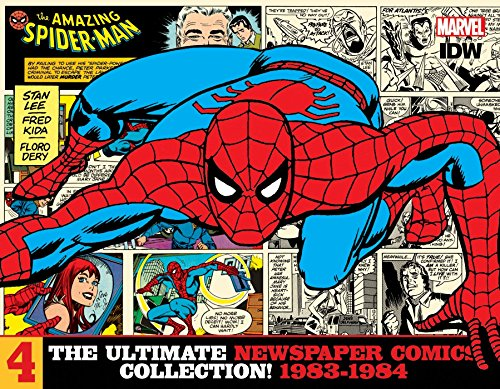 The Amazing Spider-Man: The Ultimate Newspaper Comics Collection Volume 4