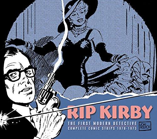 Rip Kirby, Vol. 10: Dickenson, Fred; John
