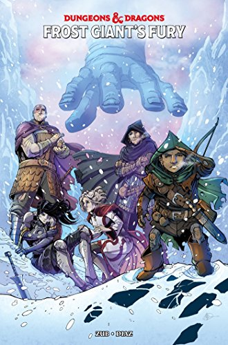 Dungeons & Dragons: Frost Giant's Fury: