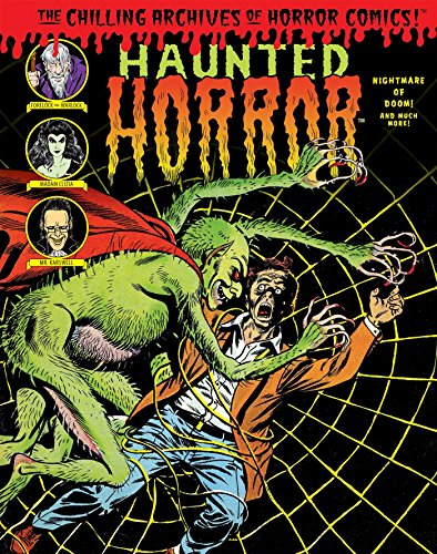 Haunted Horror: Nightmare Of Doom! And Much, Much More: 9781631409837 Screaming good vintage horror comics to chill your spine. A face-melting anthology of 25 terror-filled horror comic stories from the Pre