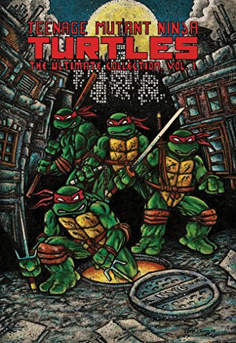 9781631409905: Teenage Mutant Ninja Turtles: The Ultimate Collection, Vol. 1 (TMNT Ultimate Collection)