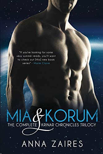9781631420047: Mia & Korum (The Complete Krinar Chronicles Trilogy)