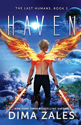 9781631421686: Haven: Volume 3 (The Last Humans)