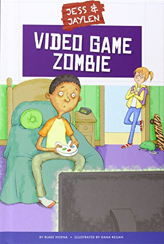 Video Game Zombie (Hardback): Blake Hoena