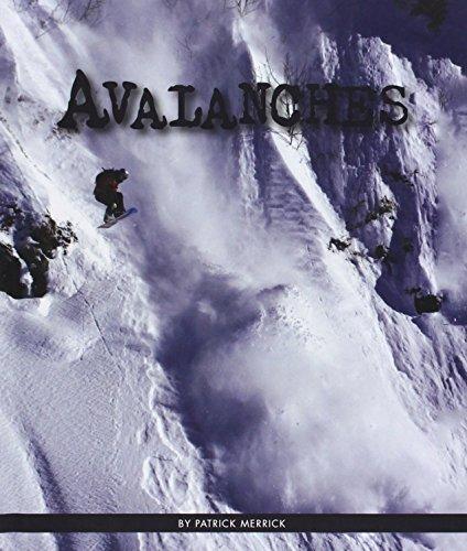 Avalanches (Hardcover): Patrick Merrick