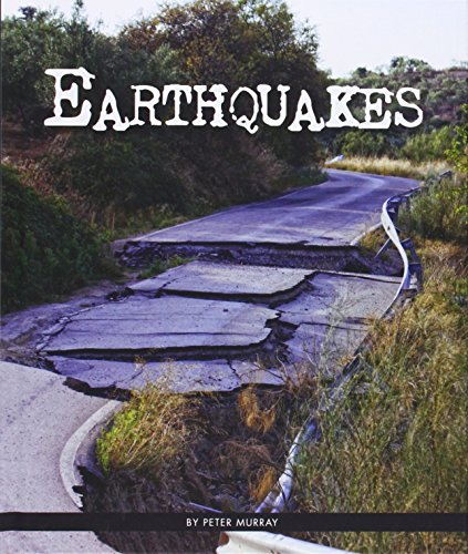 Earthquakes (Hardcover): Peter Murray