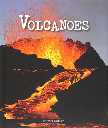 Volcanoes (Hardcover): Peter Murray
