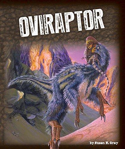 9781631439810: Oviraptor (Exploring Dinosaurs)