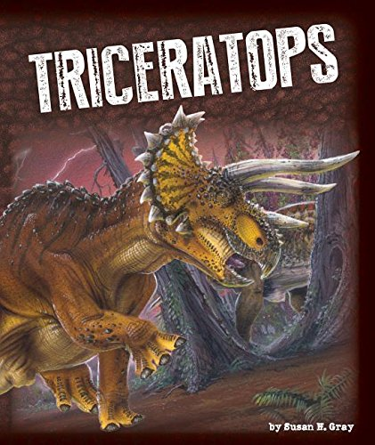 Triceratops (Hardcover): Susan H. Gray