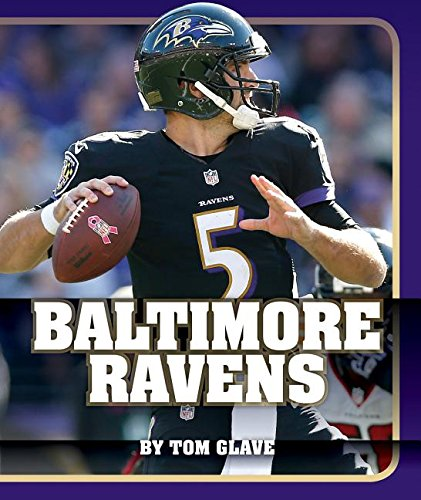 Baltimore Ravens (Hardcover): Tom Glave