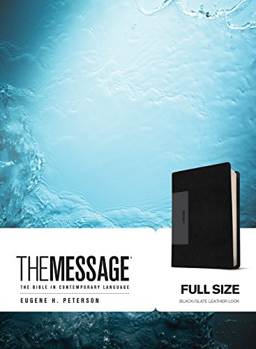 9781631466779: The Message: The Bible in Contemporary Language