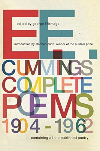 9781631490415: e. e. cummings: Complete Poems, 1904-1962
