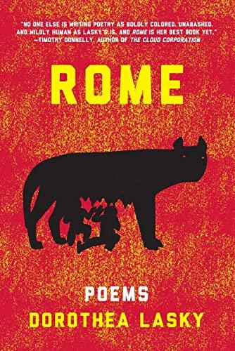 9781631491412: Rome: Poems