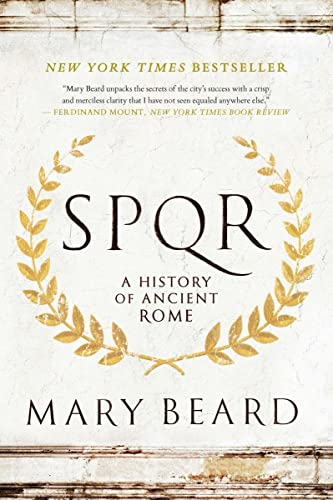 9781631492228: S.P.Q.R: A History of Ancient Rome