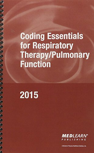 9781631510632: 2015 Coding Essentials for RT/Pulmonary Function