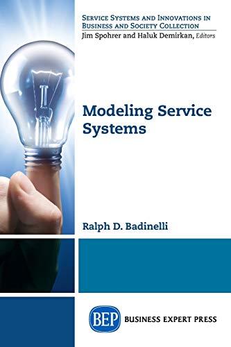 9781631570230: Service System Modeling