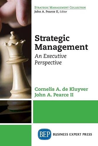 9781631570735: Strategic Management