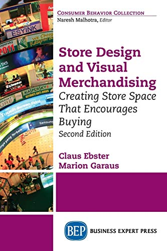 9781631571121: Store Design and Visual Merchandising, Second Edition: Creating Store Space That Encourages Buying