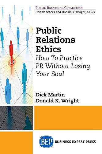 9781631571466: Public Relations Ethics