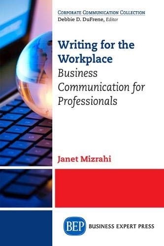 9781631572326: Writing for the Workplace