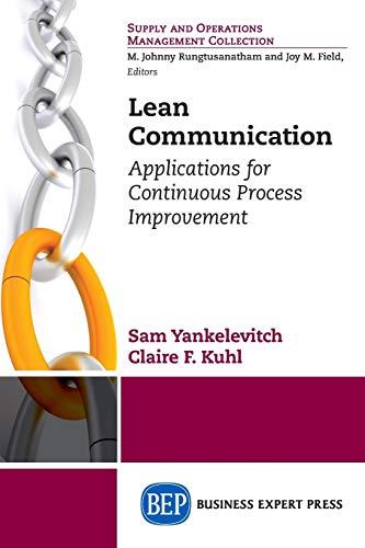 9781631572388: Lean Communication