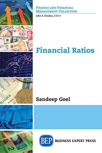 Financial Ratios: Goel, Sandeep