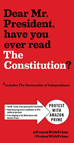 Send this to the White House: The Constitution of the United States and The Declaration of ...