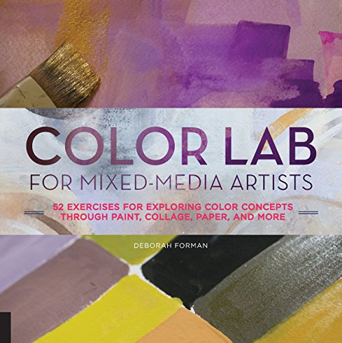 Color Lab for Mixed-media Artists: Forman, Deborah