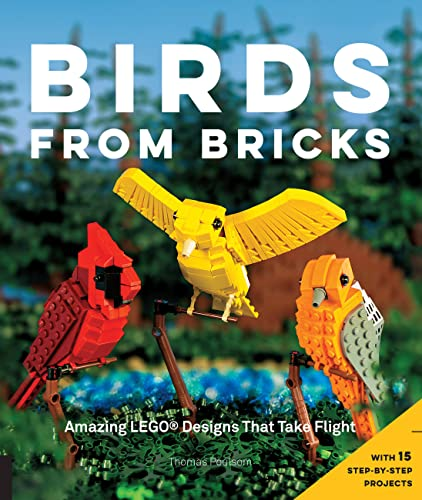 9781631590795: Birds from Bricks: Amazing LEGO(R) Designs That Take Flight - With 15 Step-by-Step Projects