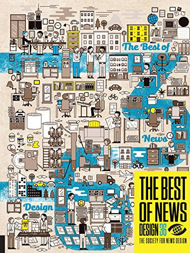 The Best of News Design 36: Society for News Design (Corporate Author)