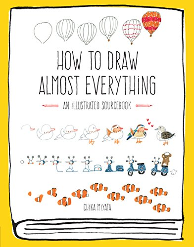 How To Draw Almost Everything: An Illustrated Sourcebook (paperback)