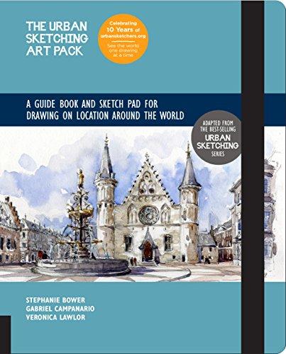 The Urban Sketching Art Pack: A Guide: Gabriel Campanario, Veronica