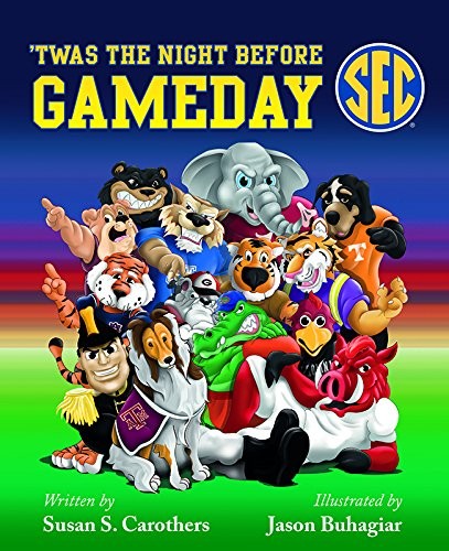 9781631770128: Twas the Night Before Game Day Sec