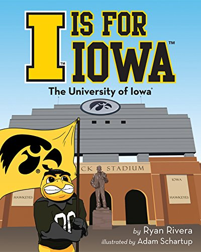 I is for Iowa: Rivera, Ryan