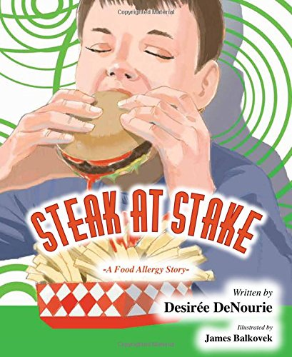9781631771767: Steak at Stake: A Food Allergy Story