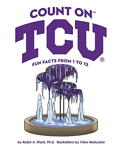 9781631772092: Count on TCU: Fun Facts from 1 to 12