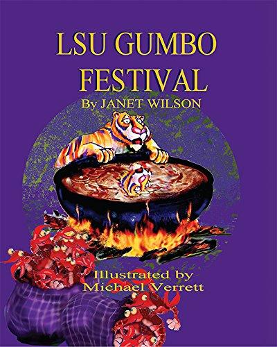 LSU Gumbo Festival: Janet Wilson