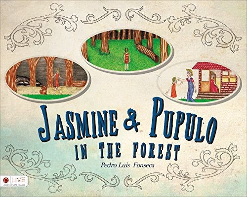 9781631854644: Jasmine & Pupulo in the Forest: Includes Elive Audio