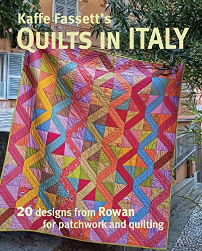 9781631867088: Kaffe Fassett's Quilts in Italy: 20 Designs from Rowan for Patchwork and Quilting