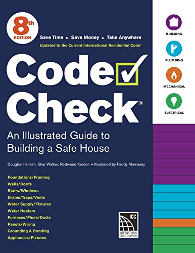 9781631869020: Code Check: An Illustrated Guide to Building a Safe House