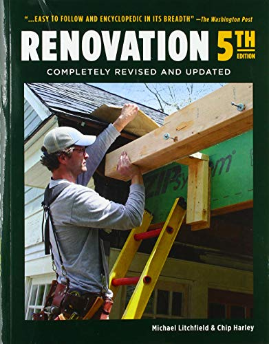 Book Cover: Renovation 5th Edition: Completely Revised and Updated