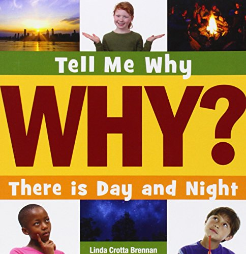 9781631880506: There Is Day and Night (Tell Me Why (Cherry Lake))