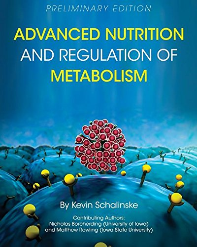 9781631890147: Advanced Nutrition and Regulation of Metabolism