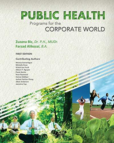 9781631890291: Public Health Programs for the Corporate World