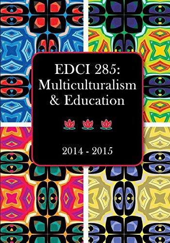 EDCI 285: Multiculturalism & Education 2014-2015: University Readers