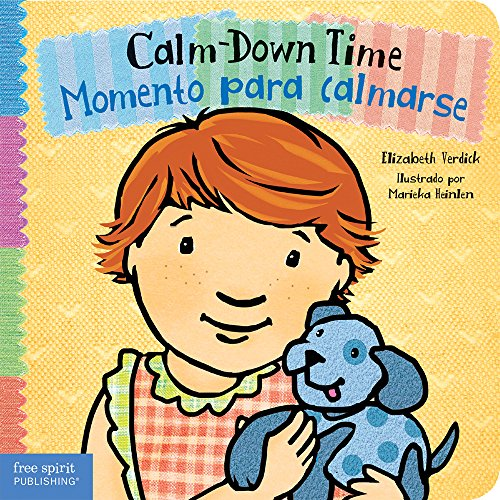 9781631980930: Calm-Down Time / Momento para calmarse (Toddler Tools) (English and Spanish Edition)