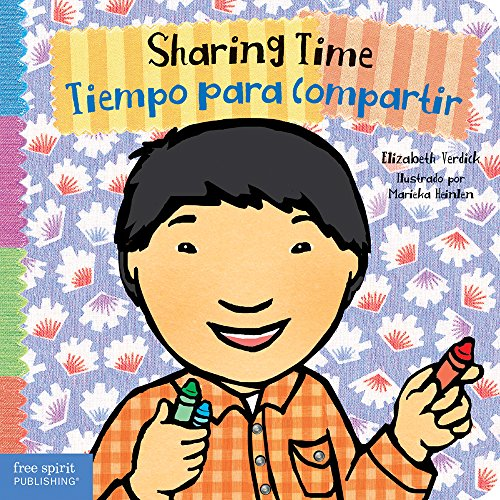 9781631980961: Sharing Time / Tiempo para compartir (Toddler Tools) (English and Spanish Edition)
